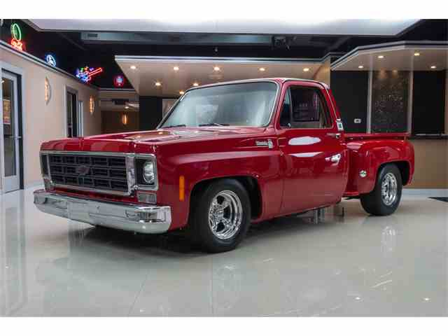 1977 Chevrolet Silverado Pickup GM Crate 572ci (620HP) | 860346