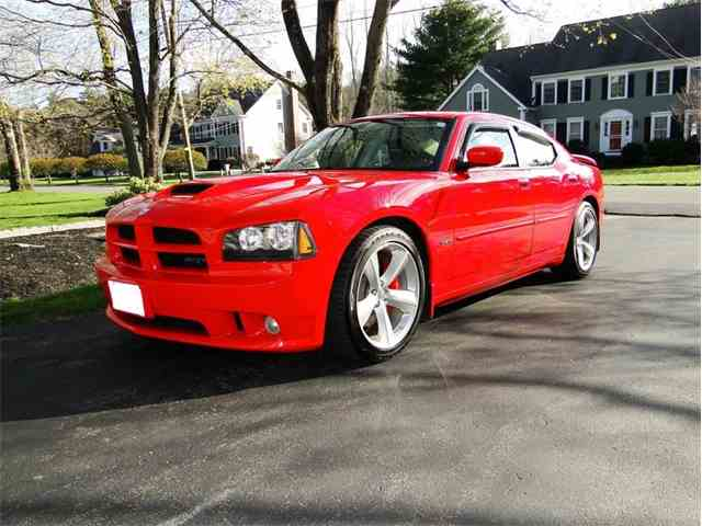 2008 Dodge Challenger SRT8 | 860352