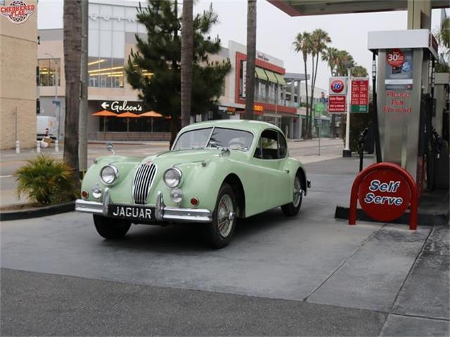 1955 Jaguar XK140 | 860356