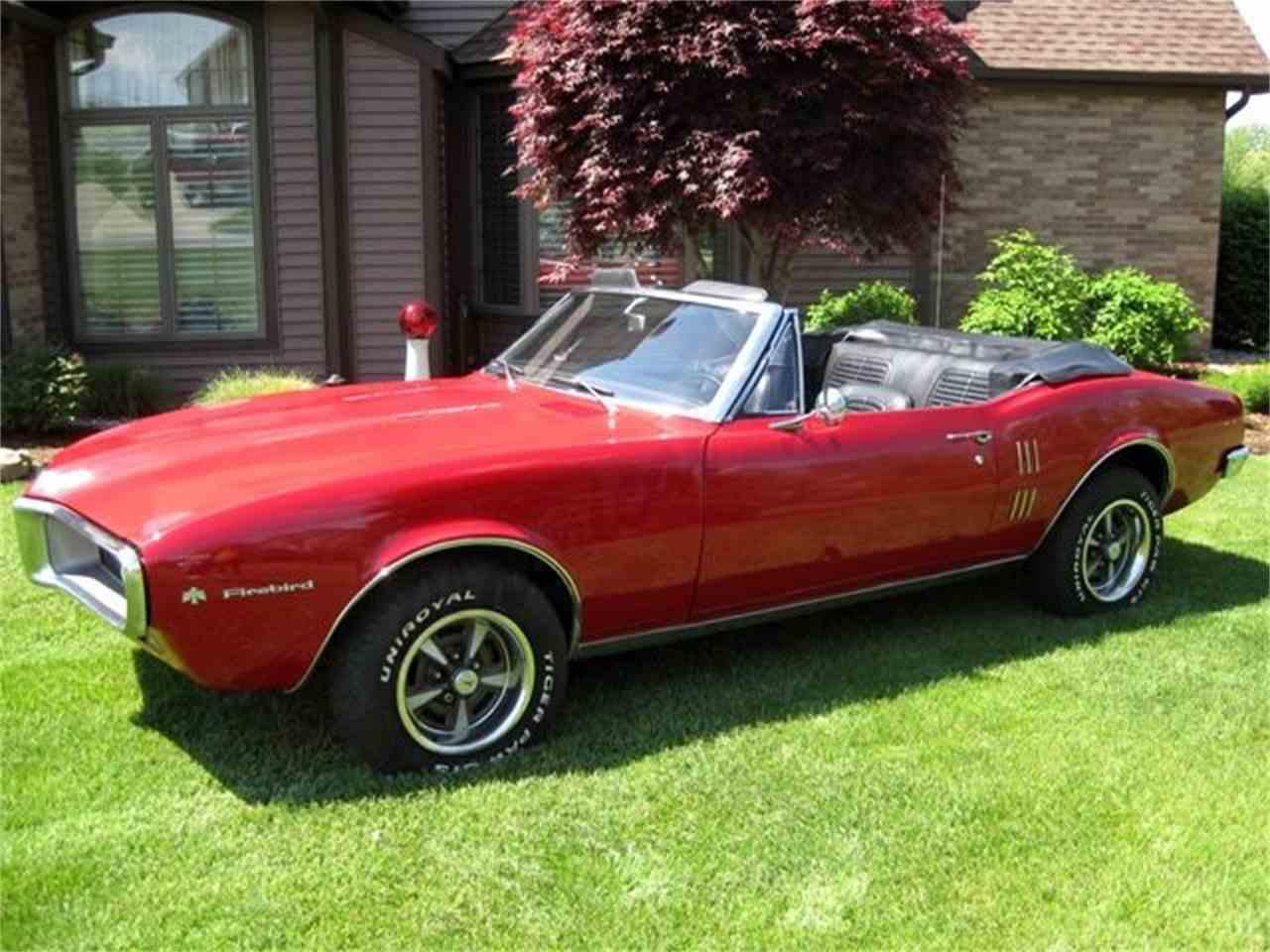 1967 Pontiac Firebird for Sale - CC-860357