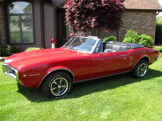 1967 Pontiac Firebird | 860357