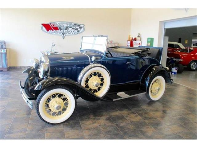 1930 Ford Model A   860360