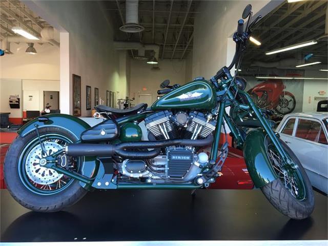 2012 Dirico Motorcycle | 863606