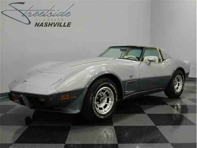 1978 Chevrolet Corvette 25th Anniversary | 860365