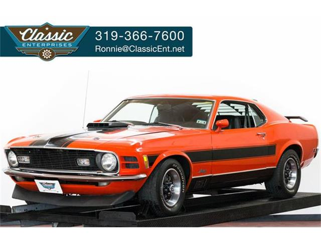 1970 Ford Mustang | 860368