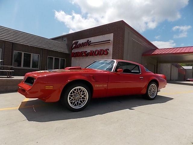 1978 Pontiac Firebird Trans Am | 860369