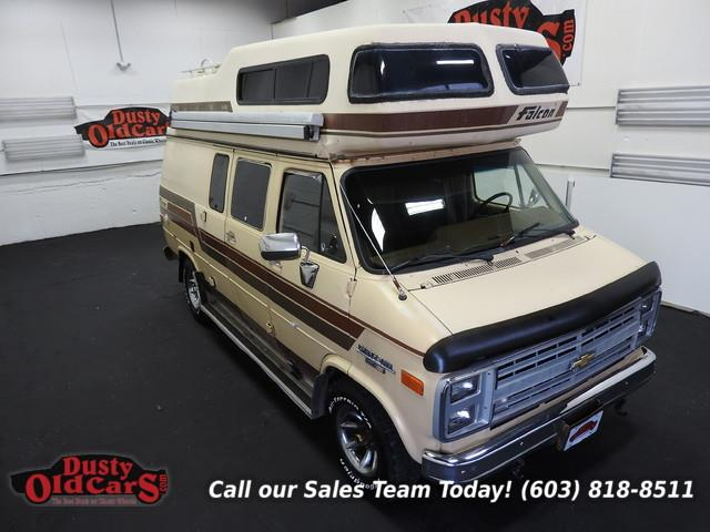 1988 Chevrolet C-20 camper van | 860382