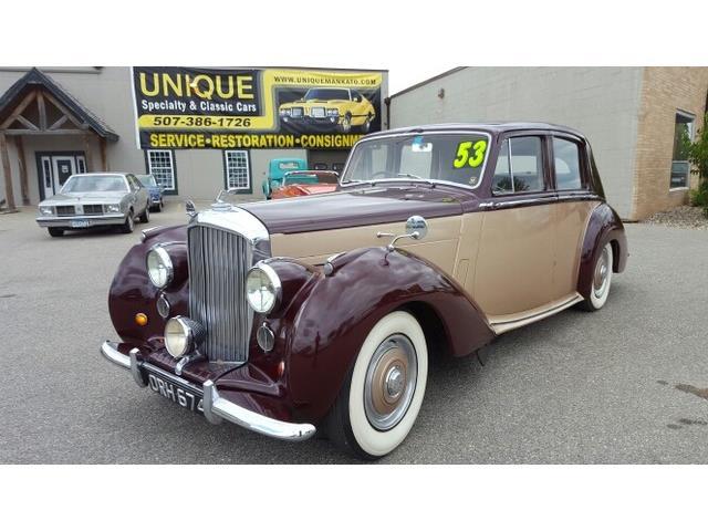 1953 Bentley R | 860396