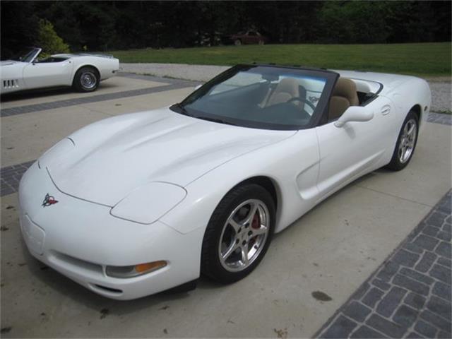 2000 Chevrolet Corvette | 863996