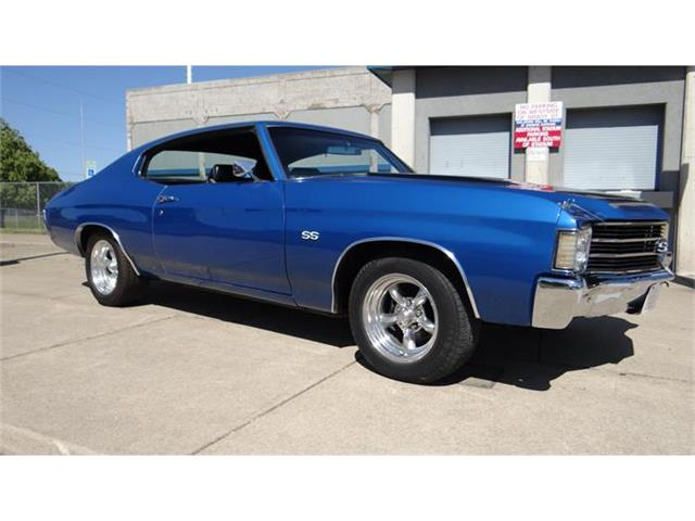 1972 Chevrolet Chevelle SS | 863997