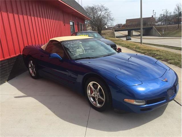 2000 Chevrolet Corvette | 863998