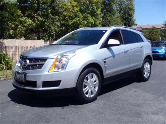 2010 Cadillac SRX | 864007