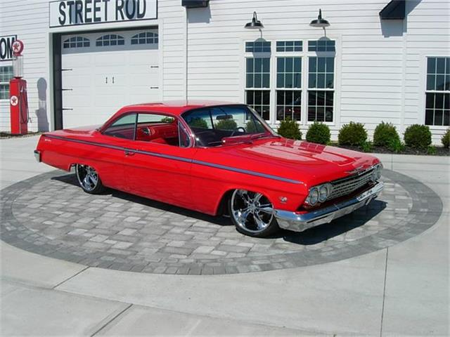 1962 Chevrolet Bel Air | 864008