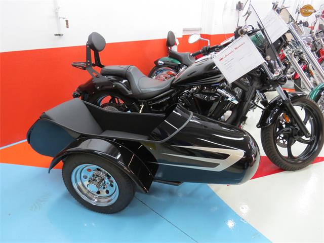 2011 YAMAHA XVS 1300 w/ Sidecar | 864010