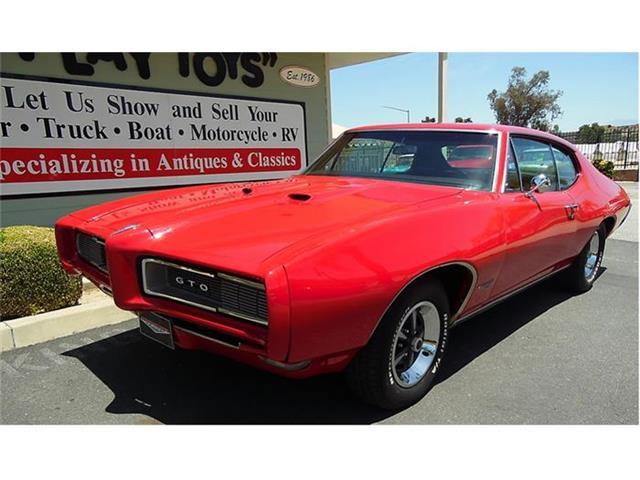 1967 Pontiac GTO | 864016