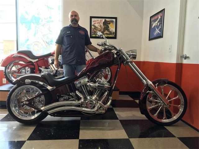 2004 Big Dog Motorcycle | 864020