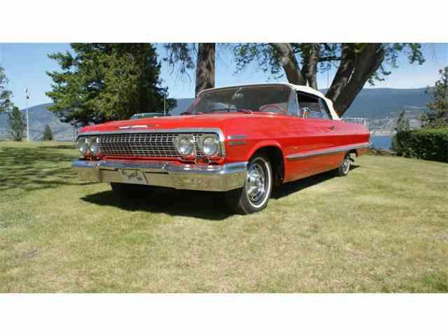 1963 Chevrolet Impala SS | 864022