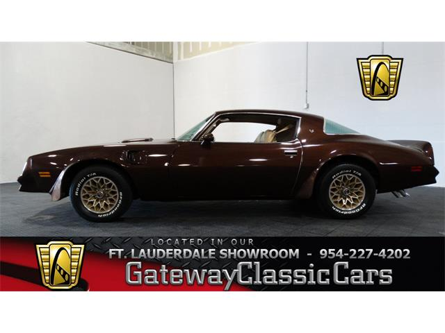 1977 Pontiac Firebird Trans Am | 860403