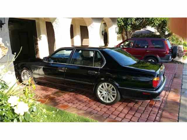 1989 BMW 735i | 864030