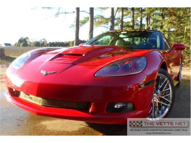 2007 Chevrolet Corvette | 864040