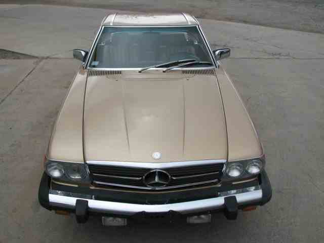 1984 Mercedes-Benz 380SL | 864043