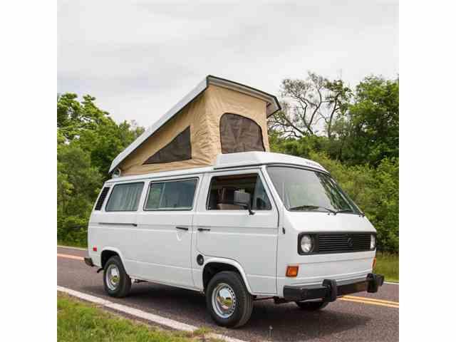 1983 Volkswagen Westfalia Vanagon | 864049