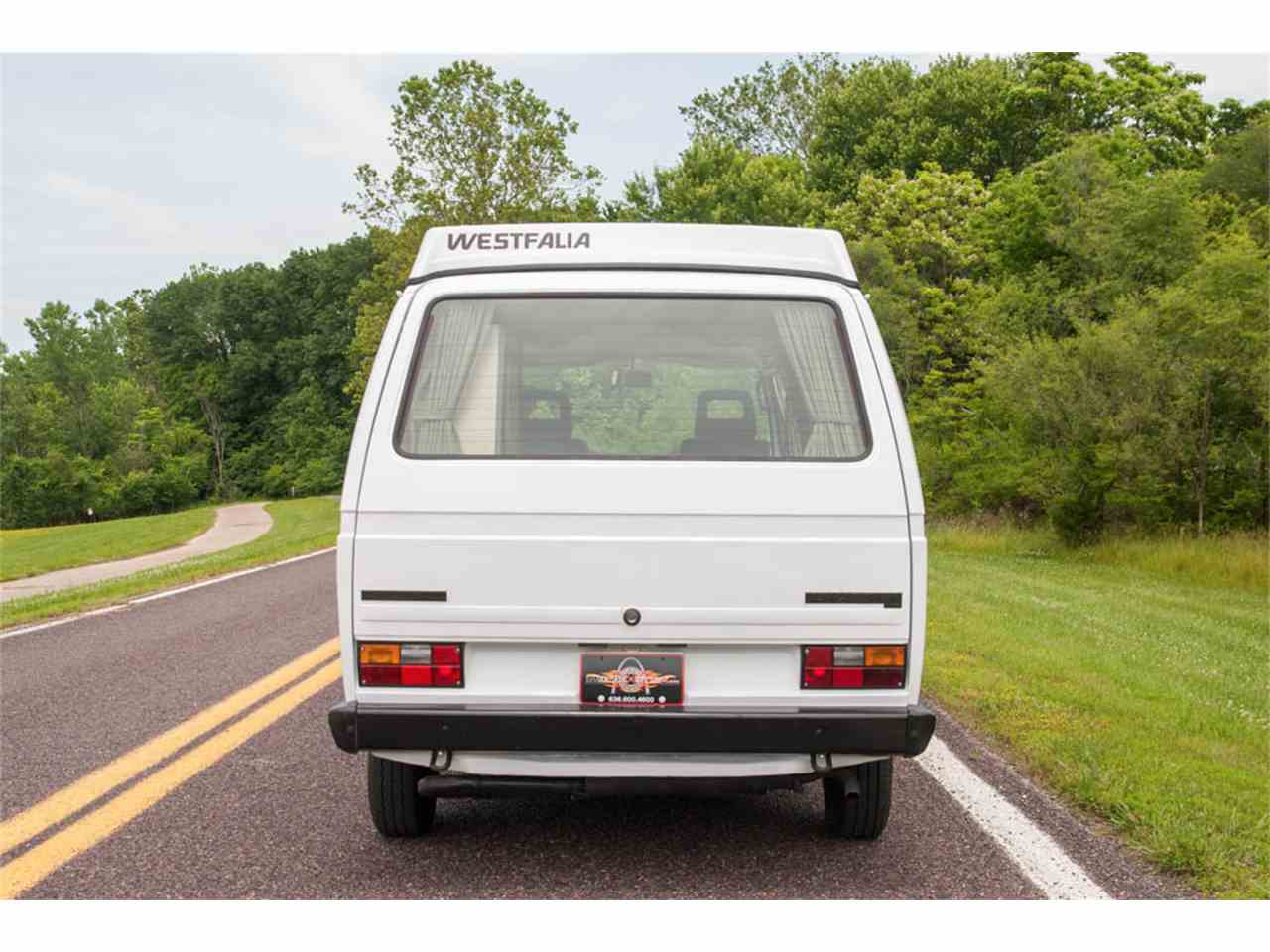 1983 Volkswagen Westfalia Vanagon For Sale Classiccars