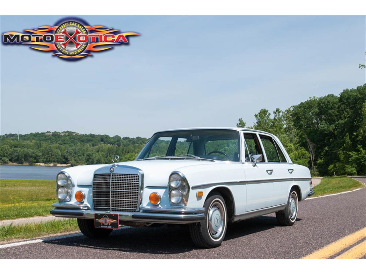 1973 mercedes benz 280se for sale cc for St louis mercedes benz dealers