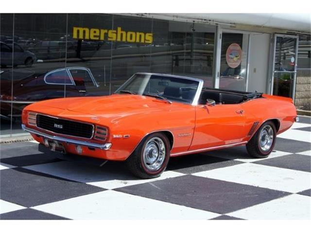 1969 Chevrolet Camaro | 864055