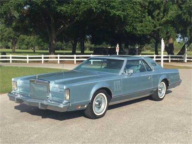 1978 Lincoln Mark V | 864056