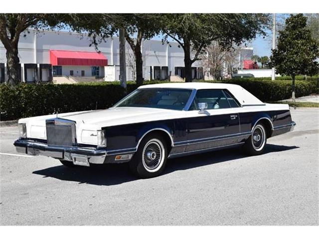 1979 Lincoln Mark V   864058