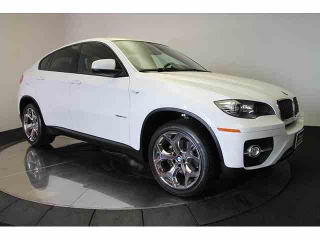 2012 BMW X6   864089