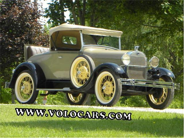 1929 Ford Model A | 864095