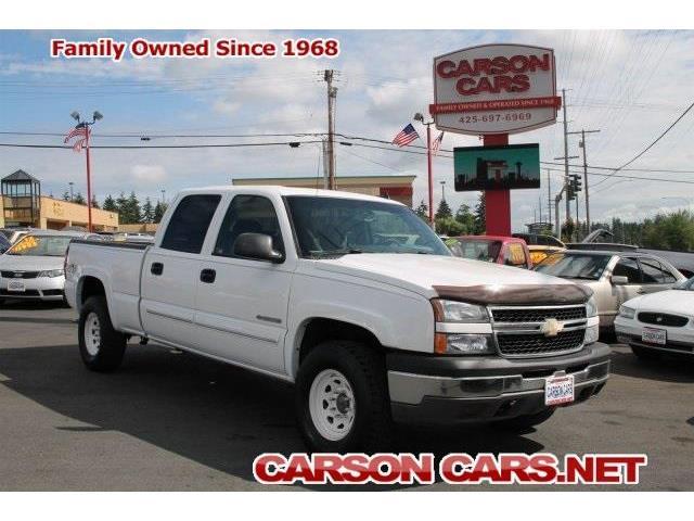 2007 Chevrolet Silverado 1500HD Classic | 864107