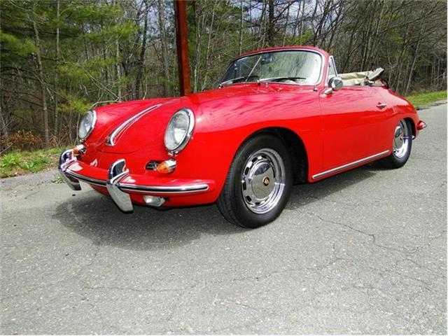 1965 Porsche 356C | 864119