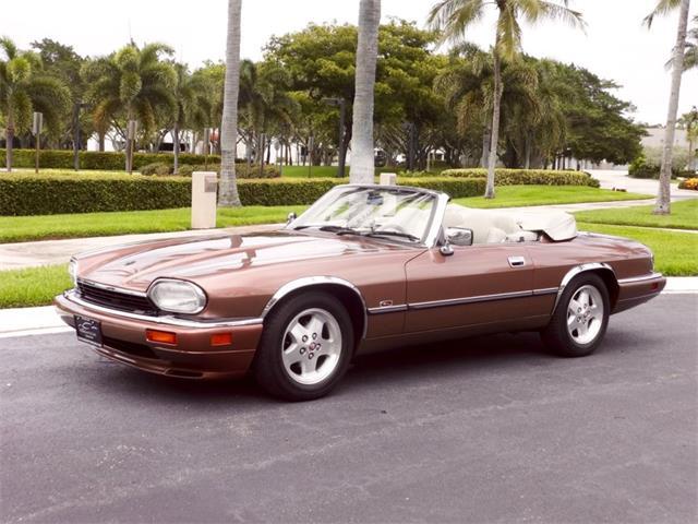 1995 Jaguar XJS | 864120
