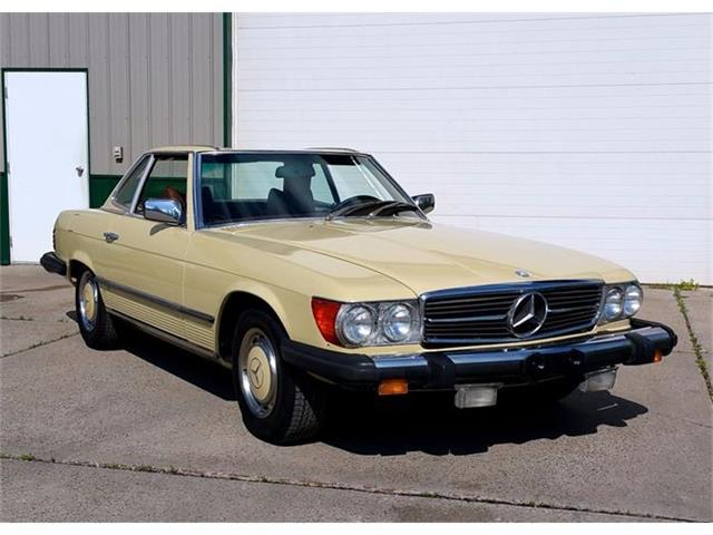 1976 Mercedes-Benz 450SL | 860414
