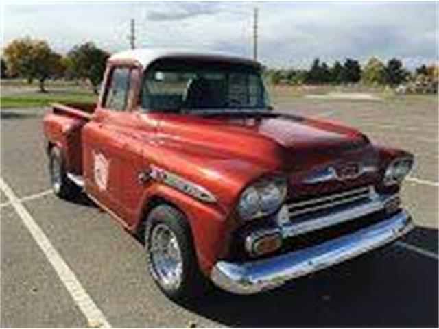 1959 Chevrolet 3100 | 864164