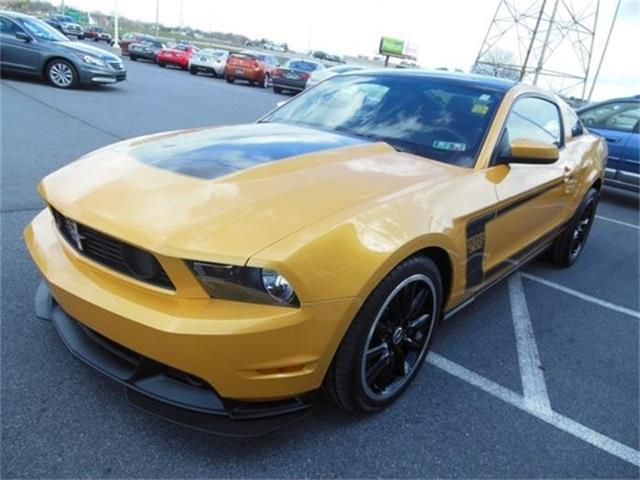 2012 Ford Mustang | 864167