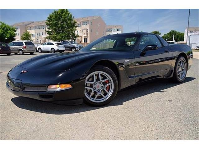 2002 Chevrolet Corvette | 864169