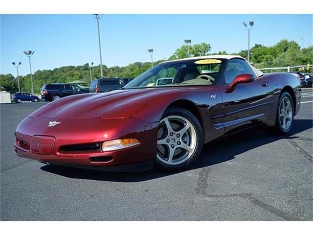 2003 Chevrolet Corvette | 864170
