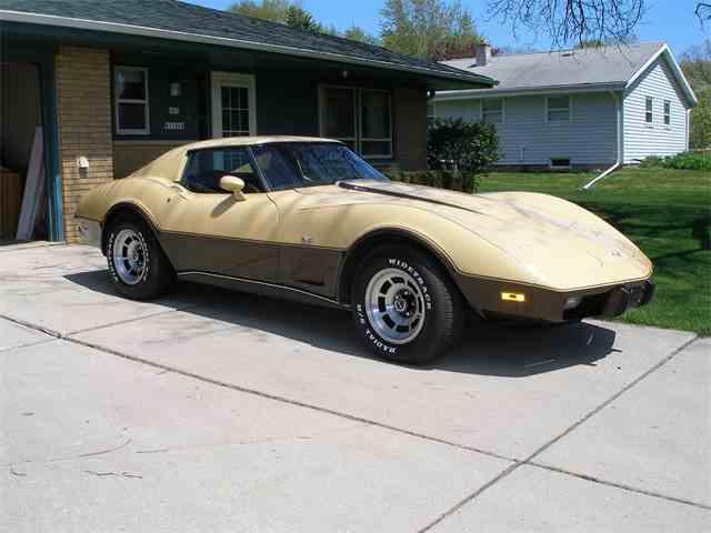 1977 Chevrolet Corvette L82 | 864176