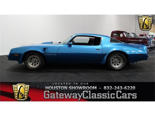 1978 Pontiac Firebird | 860419