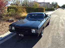 1972 Chevrolet El Camino for Sale - CC-864677