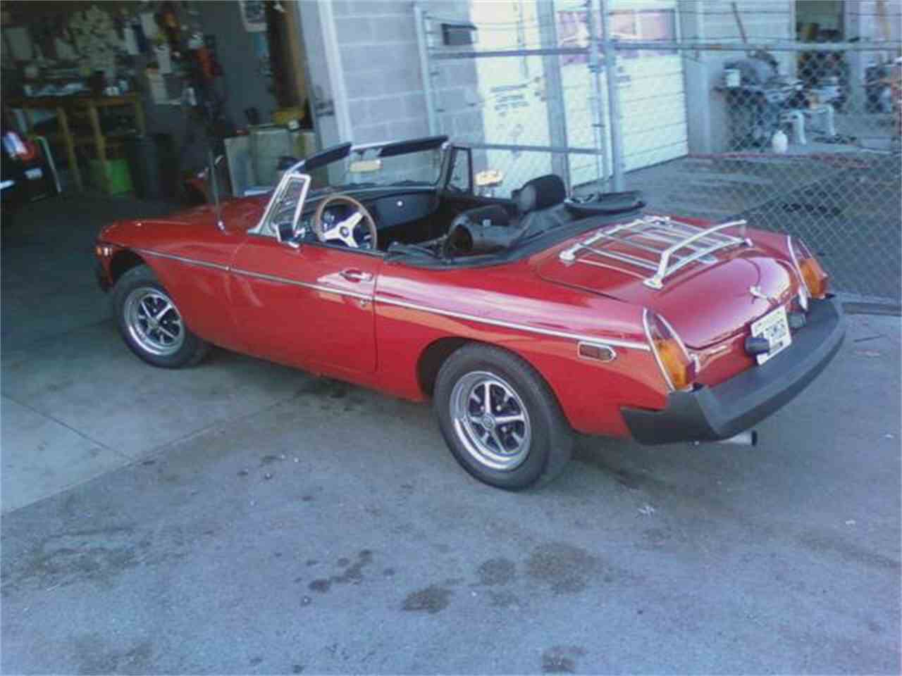 Large Picture of '79 MGB - IJ6X