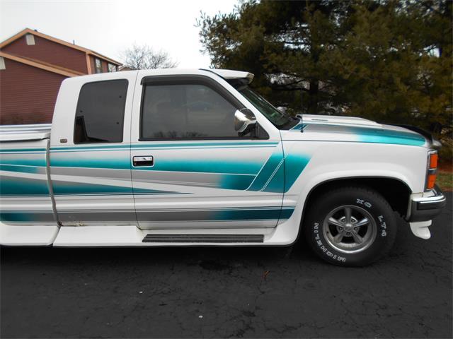 1993 Chevrolet Silverado   864685