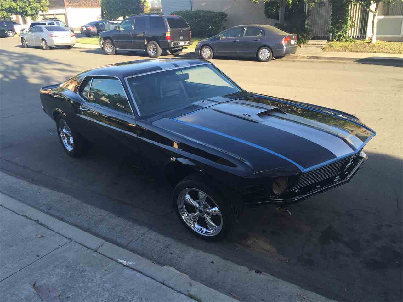 1970 ford mustang for sale cc 864688. Black Bedroom Furniture Sets. Home Design Ideas
