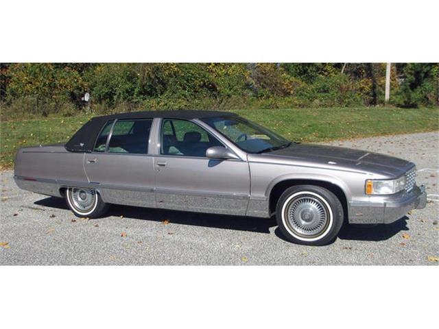 1995 Cadillac Fleetwood Brougham | 864713