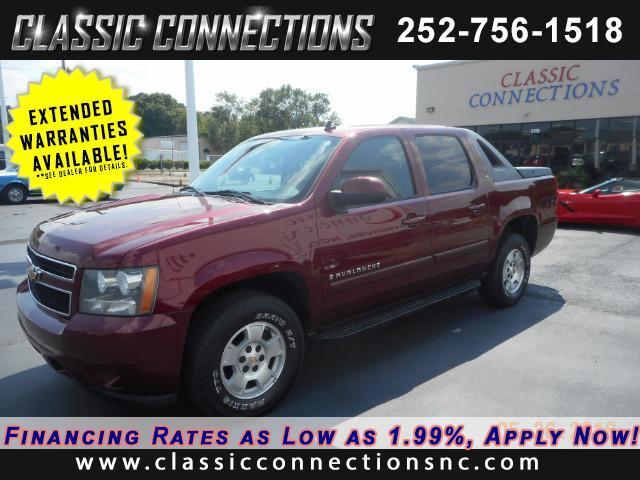 2008 Chevrolet Avalanche | 860488
