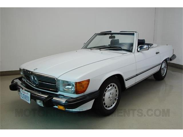 1989 Mercedes-Benz 560SL | 865107